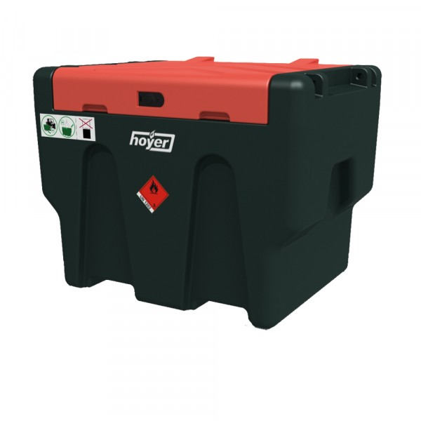 Truckmaster® 900 l mit 12/24 V Pumpe