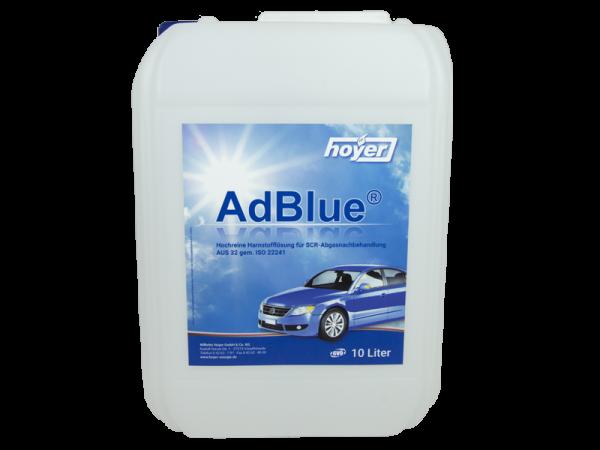 10 Liter Kanister PKW/LKW AdBlue® von HOYER