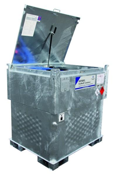 Kraftstoffcontainer Quadro-C Blue