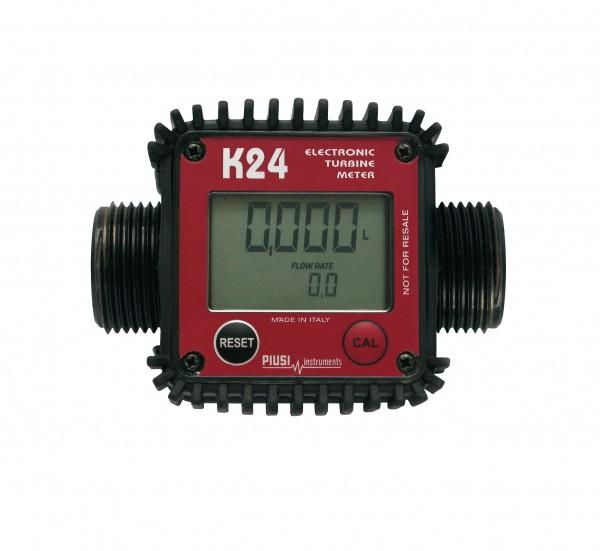 Digitaler Durchflussmengenzähler K24