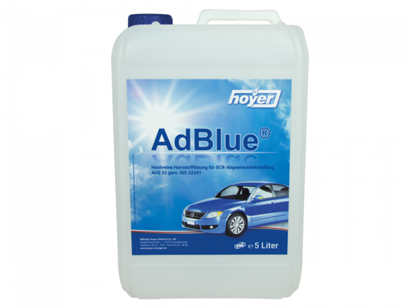 5 Liter Kanister AdBlue® von HOYER