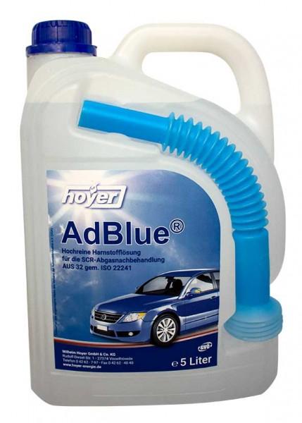 5 Liter Stationpack Kanister AdBlue®