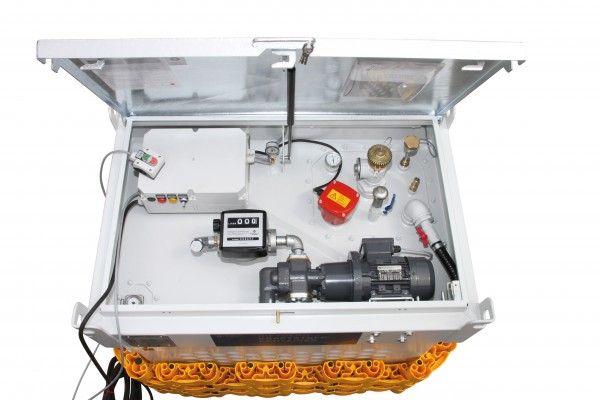 Schmierölcontainer Quadro-C-Öl