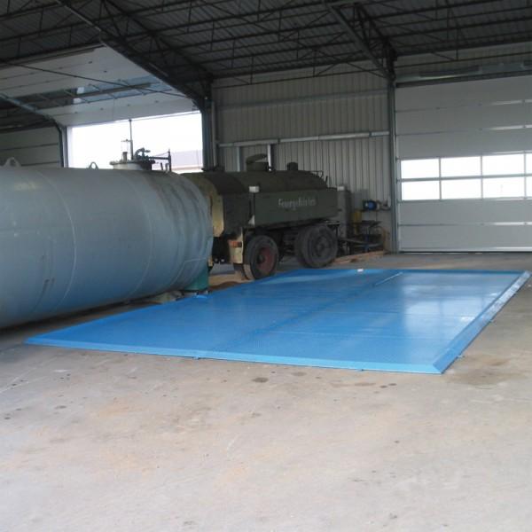 Kraftstoffabfüllplatz Typ TAW 3