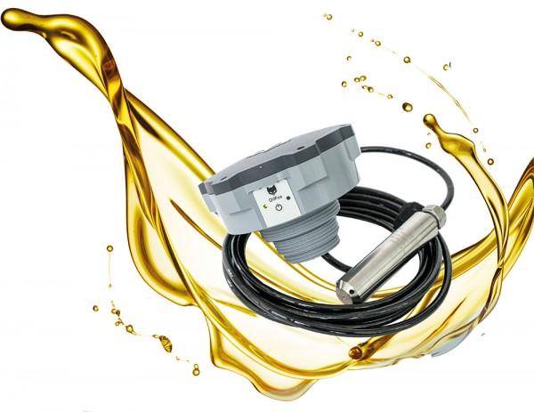 OilFox Pro - Füllstandsmesser für Heizöl- und Dieseltanks