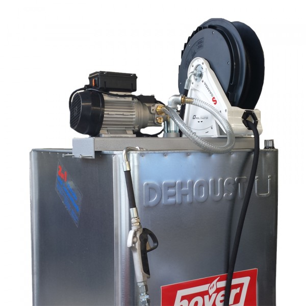 Frischöl-Tankanlage 1000 Liter SA-P